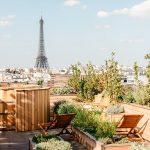 Jardiner sur les toits de Paris
