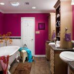 Idées déco pour une salle de bain lumineuse
